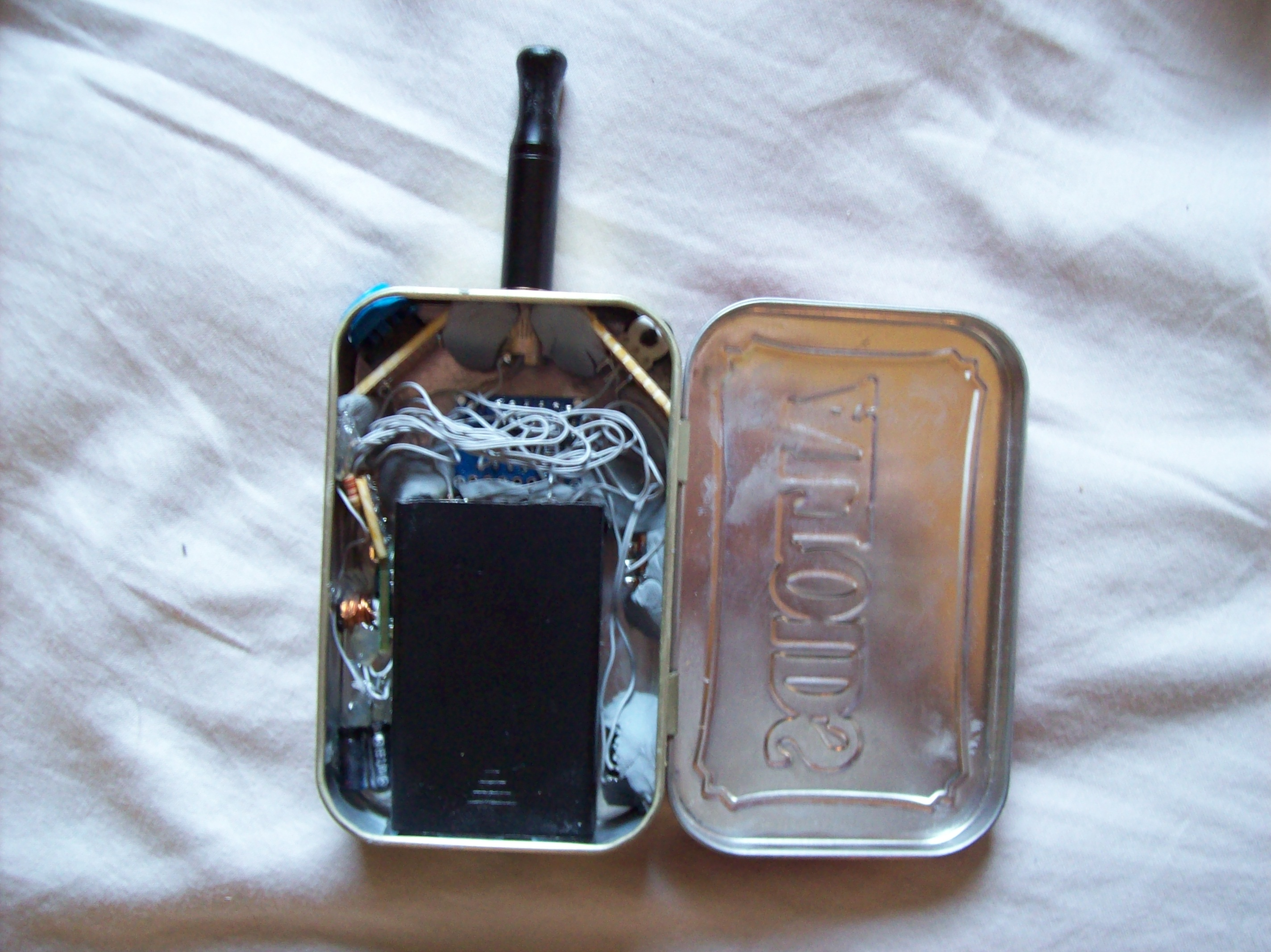 altoids case Here's our pick of the best altoid tin crafts, so start saving up those tins because  many of these would make fabulous gift ideas too.